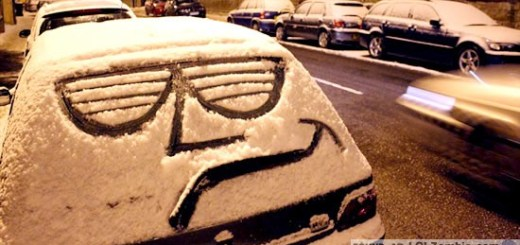 Cool Winter Car
