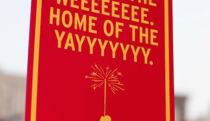 Fireworks Sign