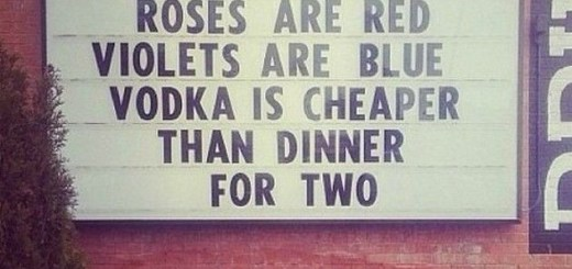 valentines vodka