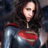 Impresionante disfraz de Supergirl inspirado en Man of Steel