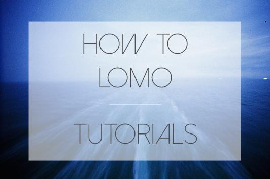 How to Lomo