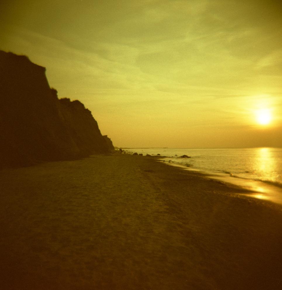 Sonnenuntergang Ahrenshoop (c) Lomoherz (3)