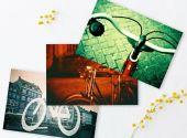 Postkarte_Set_Rad_Lomoherz