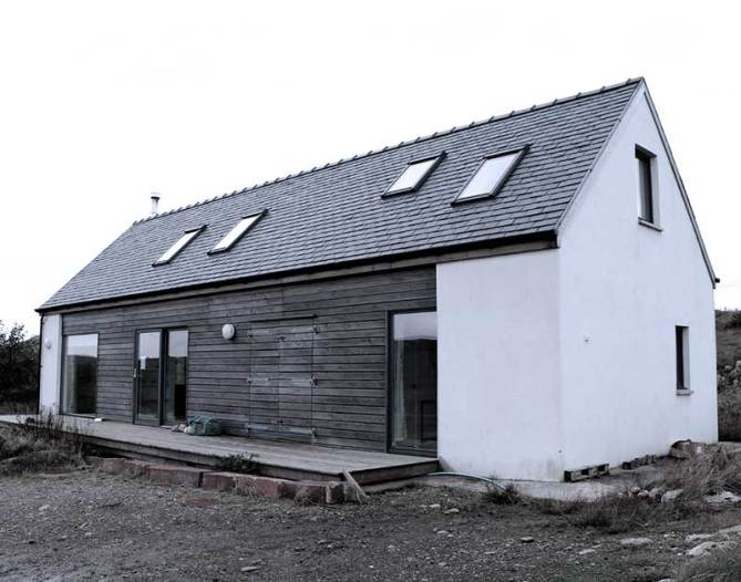 Tigh na Craig, Isle of Coll self catering accommodation