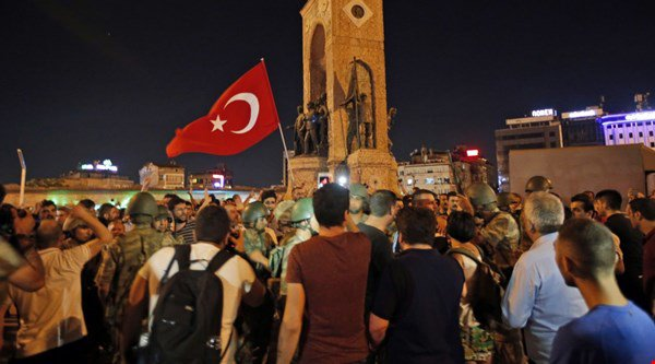 Turkey, coup
