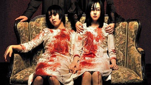 Asian Horror - A tale of Two Sisters