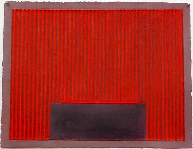 Park Seo-bo, Myobop, 2006, texture printed
