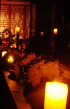 candles-at-kilburn-art-space