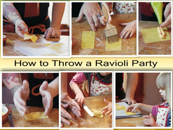 howto guide throw afternoon party