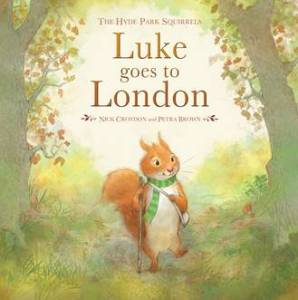 hyde park squirrels Luke book