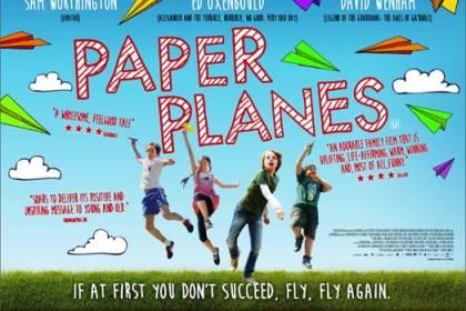 film paper planes