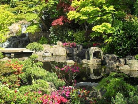 Kyoto Gardens. Foto: Rebecca Kinsella