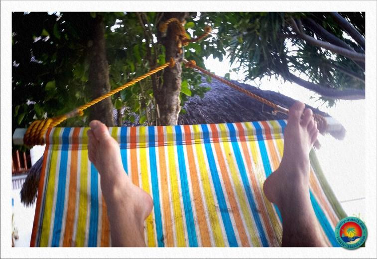 Relaxen im Paradies