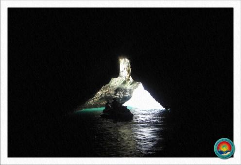 Mit dem Jetski durch die Höhlen Langkawi`s