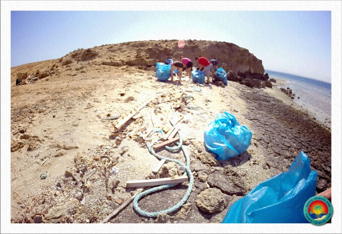 Clean-Up Day - Müll sammeln am Strand