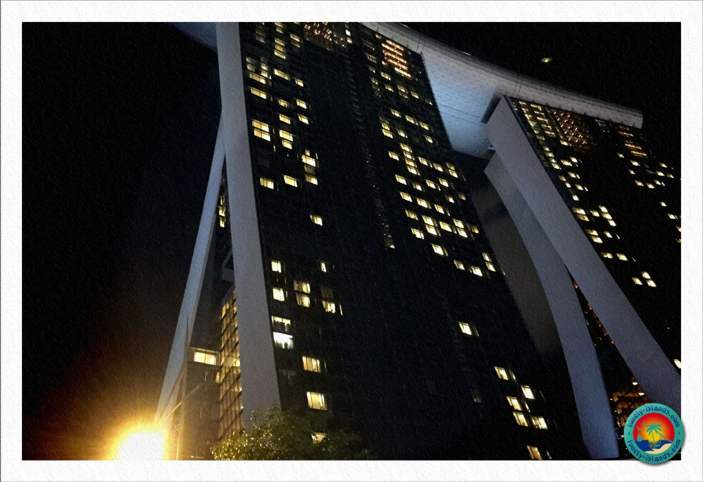 Tower des Marina Bay Sands