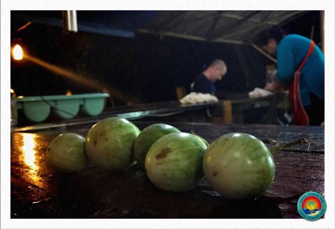 Thai Auberginen