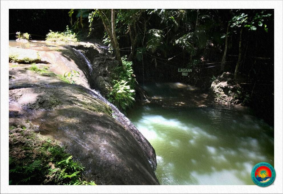 Lagaan Wasserfälle