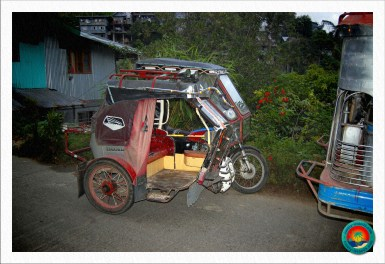 typischer Tricycle