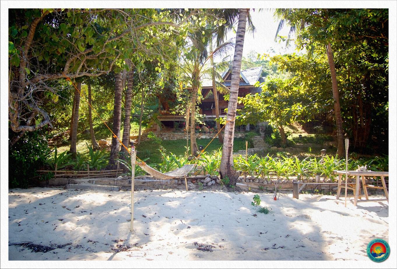 Villa auf Daracotan Island