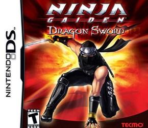 DS Review: Ninja Gaiden Dragon Sword