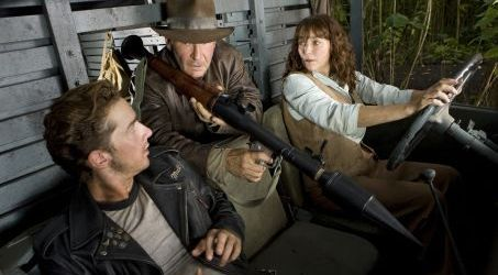 Sam's Review: Indiana Jones and the Kingdom of the Crystal Skull