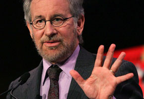 Spielberg Returns to 'Lincoln'