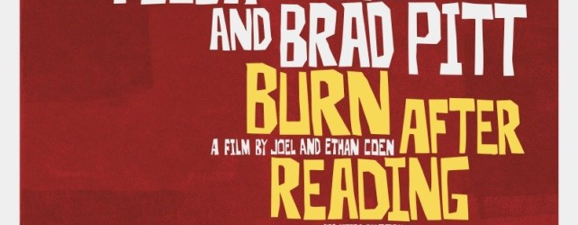 'Burn After Reading' Poster Released