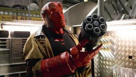 'Hellboy' Comes in on Top, No one 'Meets Dave'