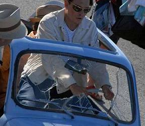 """""""Rum Diary"""" Set Picture Released"""