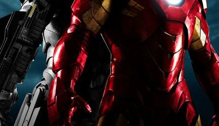 """Iron Man 2"" Poster Released"