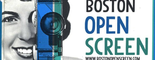 Boston Open Screen Returns September 12th!