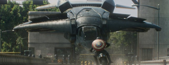 Film Review: Captain America: The Winter Soldier