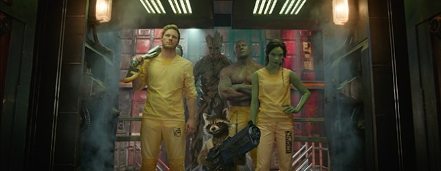 Film Review: Guardians of the Galaxy