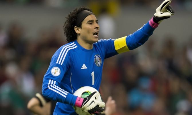Guillermo Ochoa Comes Up Huge vs. Brazil