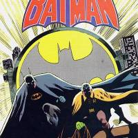 Batman, The Grey Knight