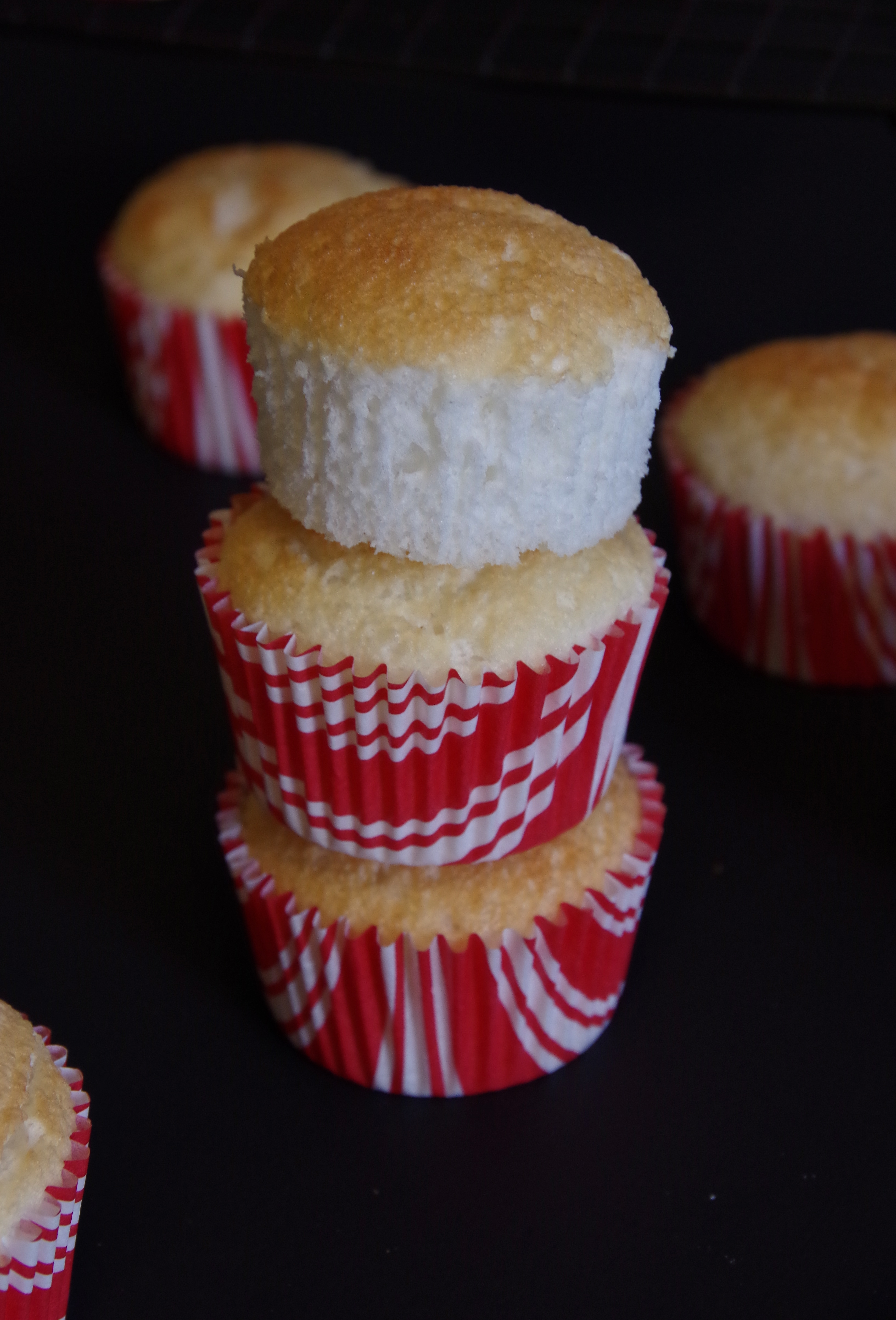 Angel Food Cake Cupcake Recipe From Scratch