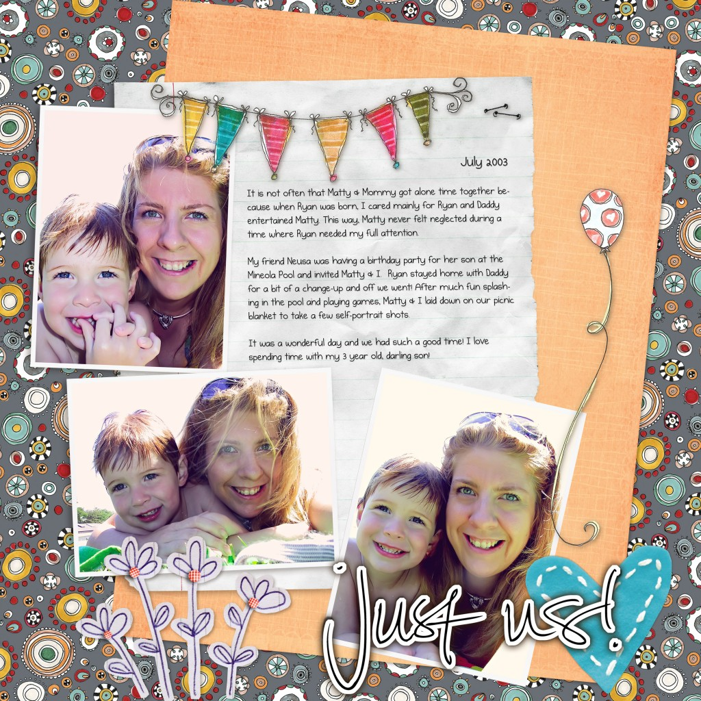 Scrapbooking Trends: Doodles