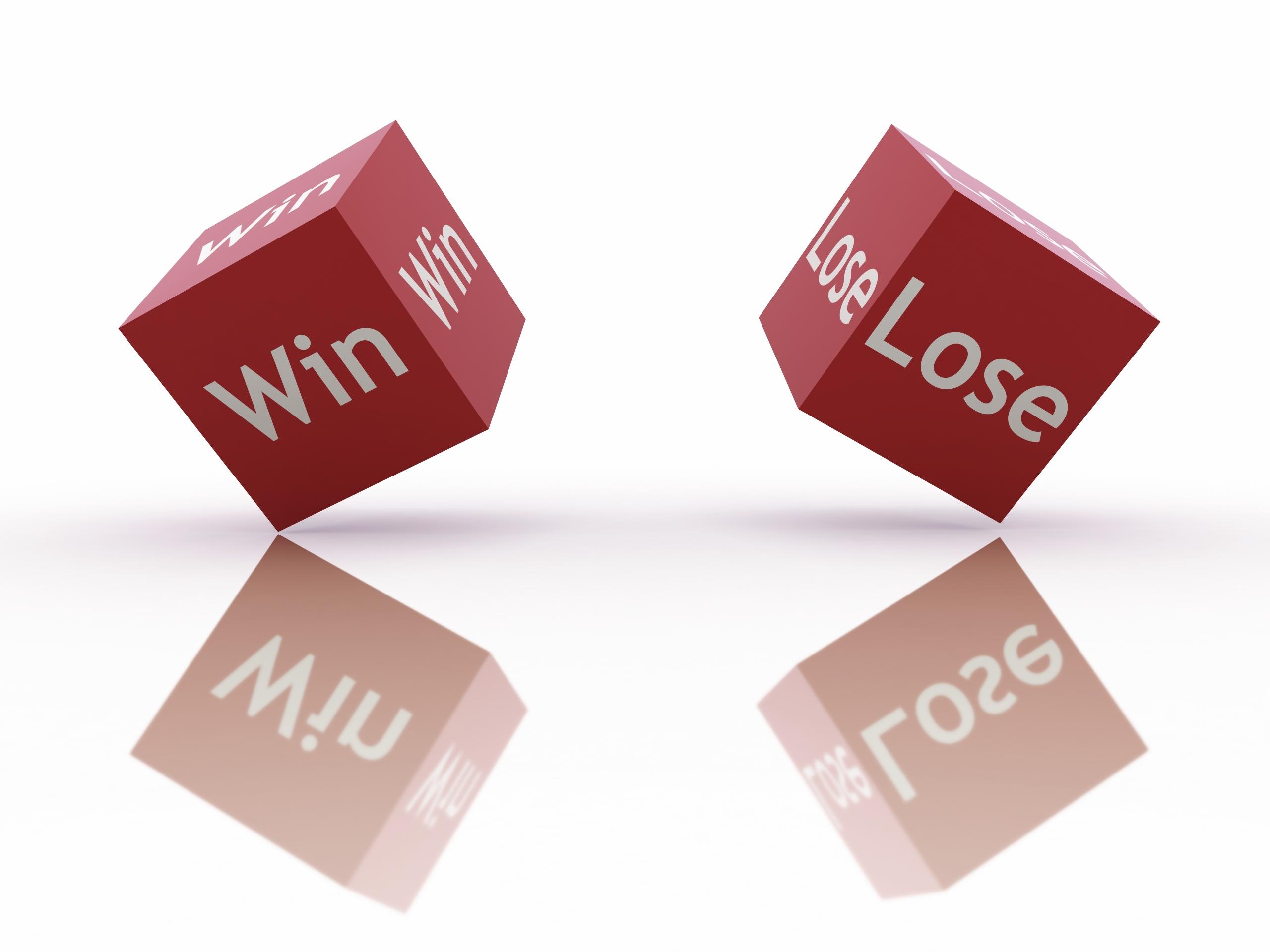 Losing Really Sucks Doesn't It?