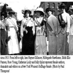 Suffragist of the Month, March, 2016