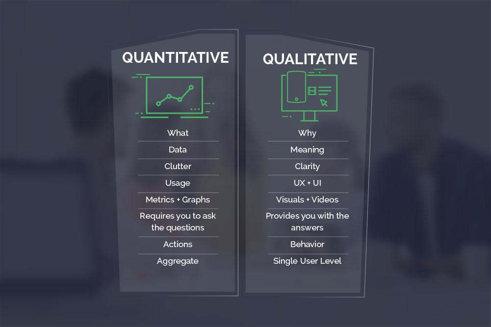 Quantitative vs. Qualitative Analytics