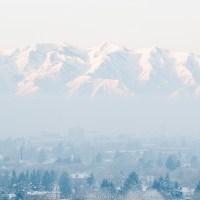Cache Valley Utah Inversion