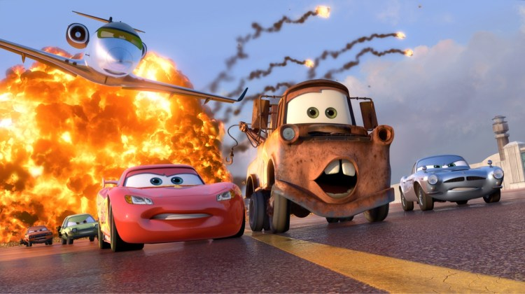 """""""CARS 2""""  ©Disney/Pixar.  All Rights Reserved."""