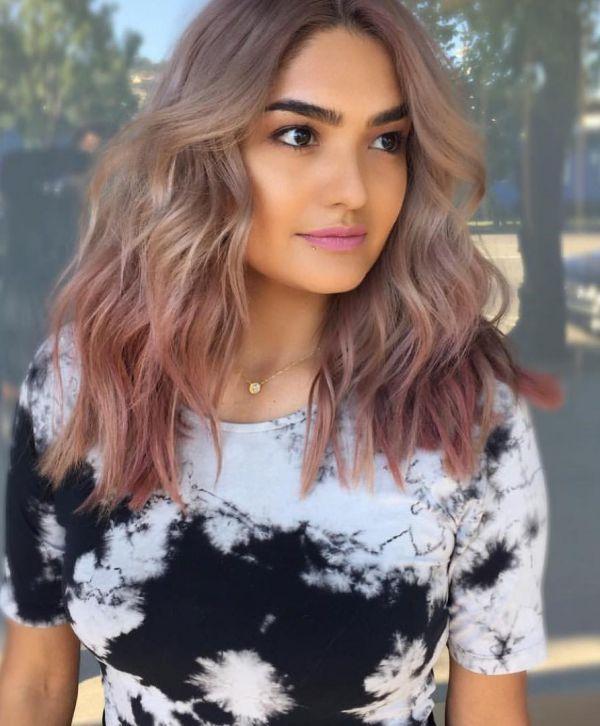пепельный шатен цвет волос фото