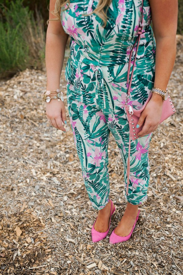 palm, palm print, palm print fashion, palm print style, palm print jumpsuit, palm print by old navy, old navy palm print, ootd, palm ootd, style, fashion, style blogger, fashion blogger, san diego, san diego blogger, women's fashion, women's style, women's online style