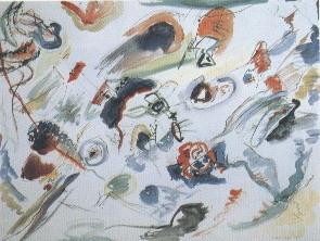 Kandinskij senza titolo