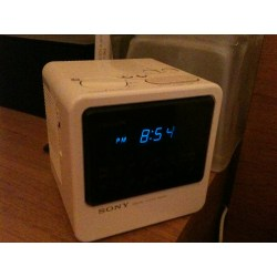 Small Crop Of Pretty Digital Clock