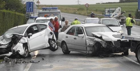 INDEMNIZACIÓN POR ACCIDENTES DE TRÁFICO SEGUN EL NUEVO BAREMO