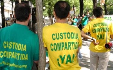 CUSTODIA COMPARTIDA ESPAÑA