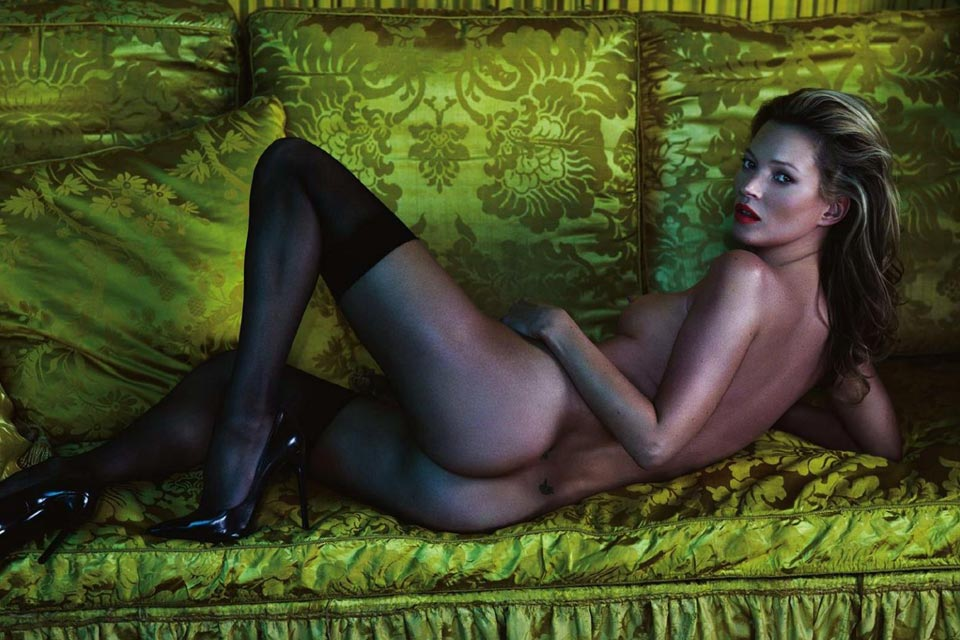 Kate Moss for Playboy (the entire editorial)